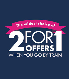 Days Out in the UK 2 for 1 offers and discounts