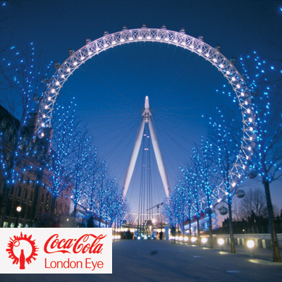 The Cola-Cola London Eye