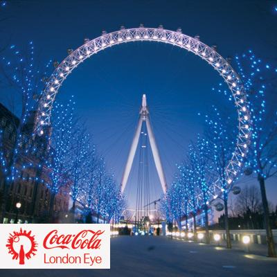 The Cola-Cola London Eye