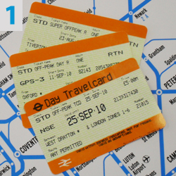 Valid Train Tickets