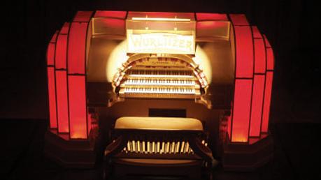 The Musical Museum at Kew Bridge