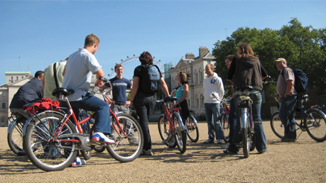 Fat Tire Bike Tour - London