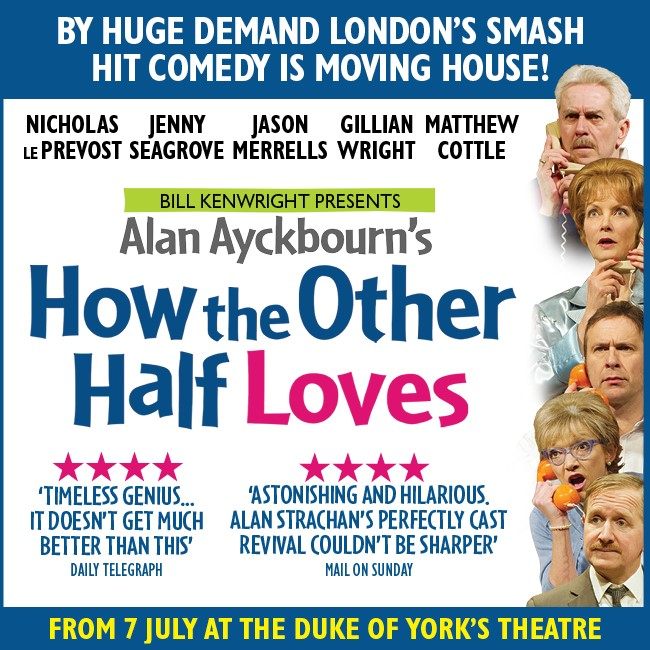 How The Other Half Loves at the Duke Of York's Theatre