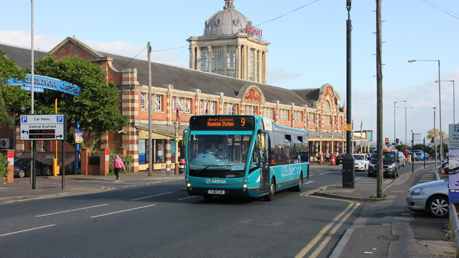 Arriva buses serving Southend and the surrounding area