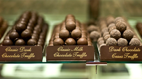 Chocolate VIP Tour of London