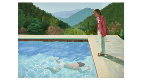Tate Britain - David Hockney