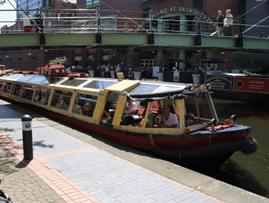 Sherborne Wharf Canal Cruises
