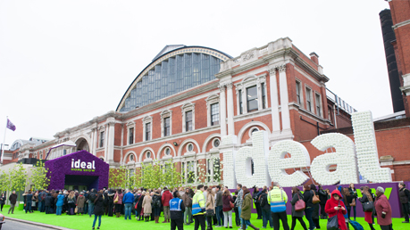 Ideal Home Show London 2017