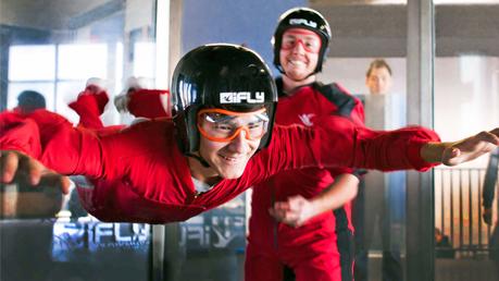 Ifly Indoor Skydiving Long Island