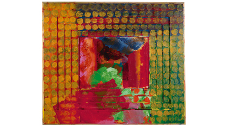 National Portrait Gallery - Howard Hodgkin: Absent Friends