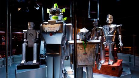 Science Museum - Robots