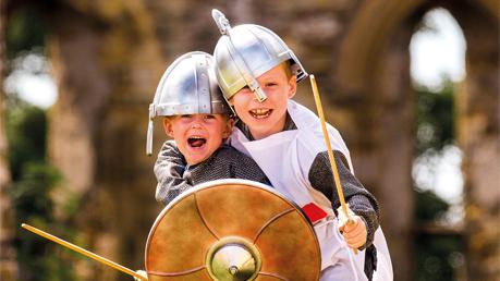 1066 Battle of Hastings, Abbey & Battlefield