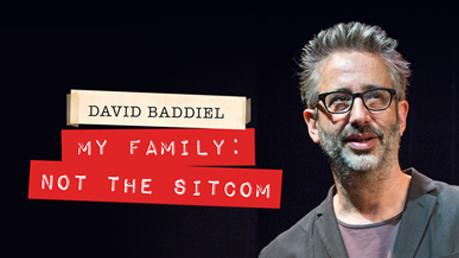 David Baddiel: My Family Not the Sitcom
