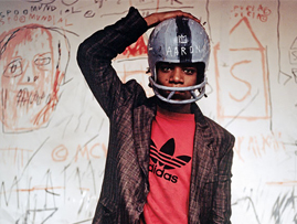 Barbican Centre - Basquiat: Boom for Real