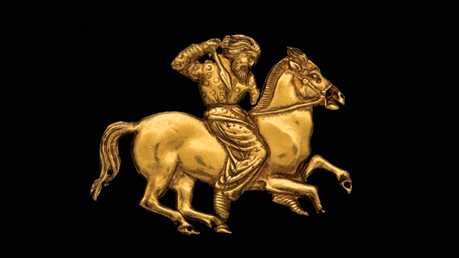 The British Museum - The BP exhibition Scythians: warriors of ancient Siberia