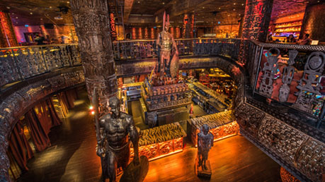 Shaka Zulu Restaurant, Bar & Club