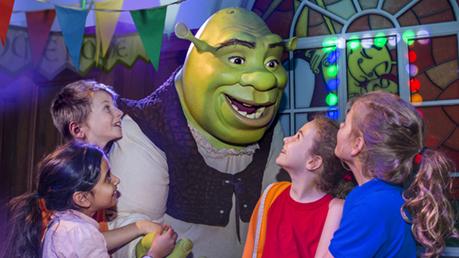 Shrek's Adventure! (DreamWorks Tours) London -  Family Offer