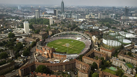 Kia Oval Cricket Ground