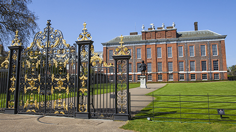 Perfect Kensington Palace