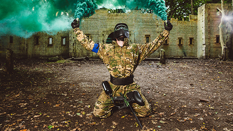 GO Paintball London