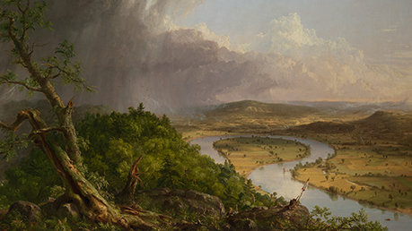 National Gallery - Thomas Cole: Eden to Empire