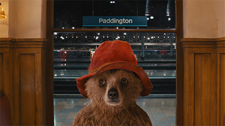 Paddington Bear Walking Tour of London