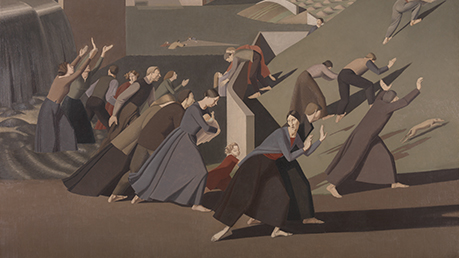 Tate Britain - Aftermath: Art in the wake of World War One