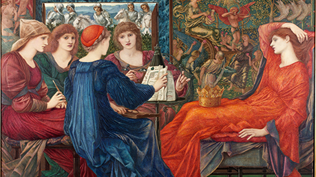 Tate Britain - Edward Burne-Jones