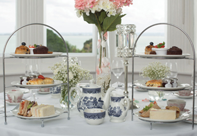 Summer Afternoon Tea at The Westcliff Muthu Hotel
