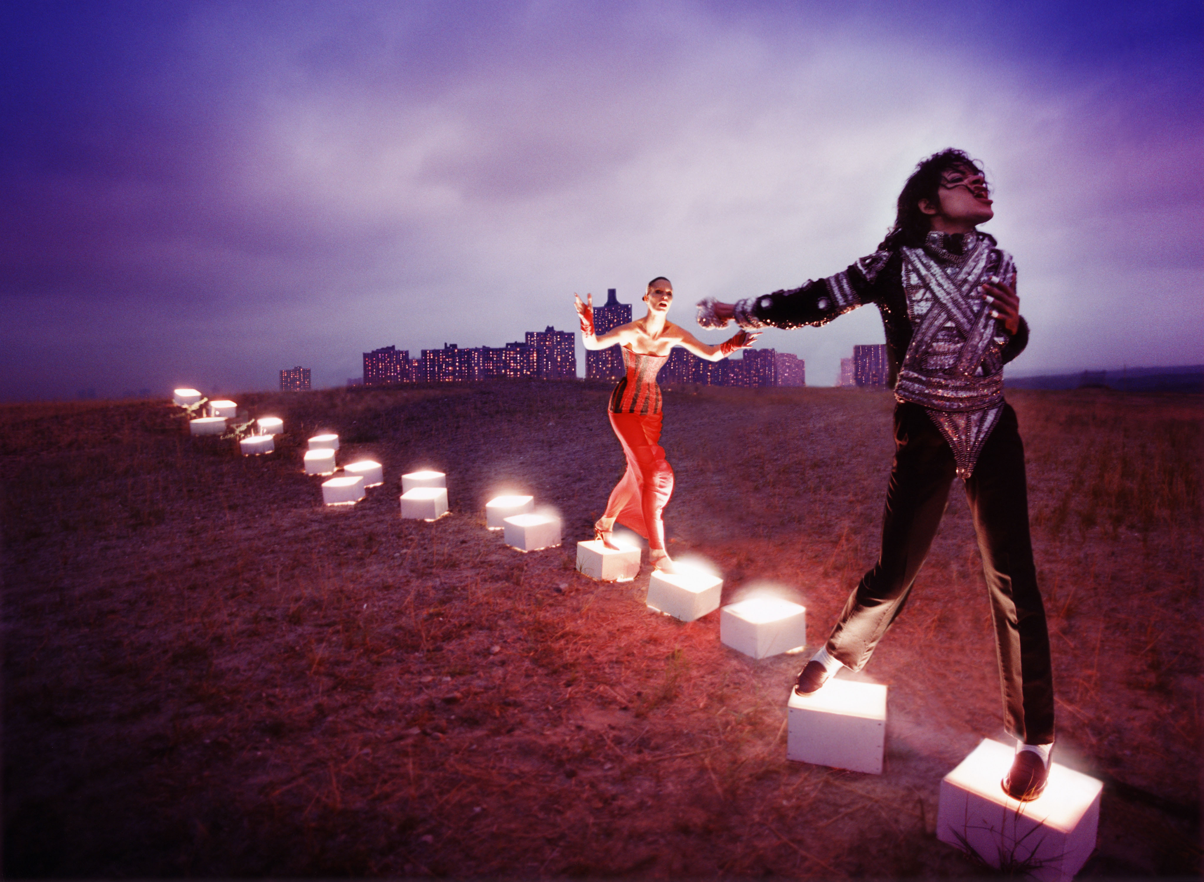 National Portrait Gallery - Michael Jackson: On the Wall