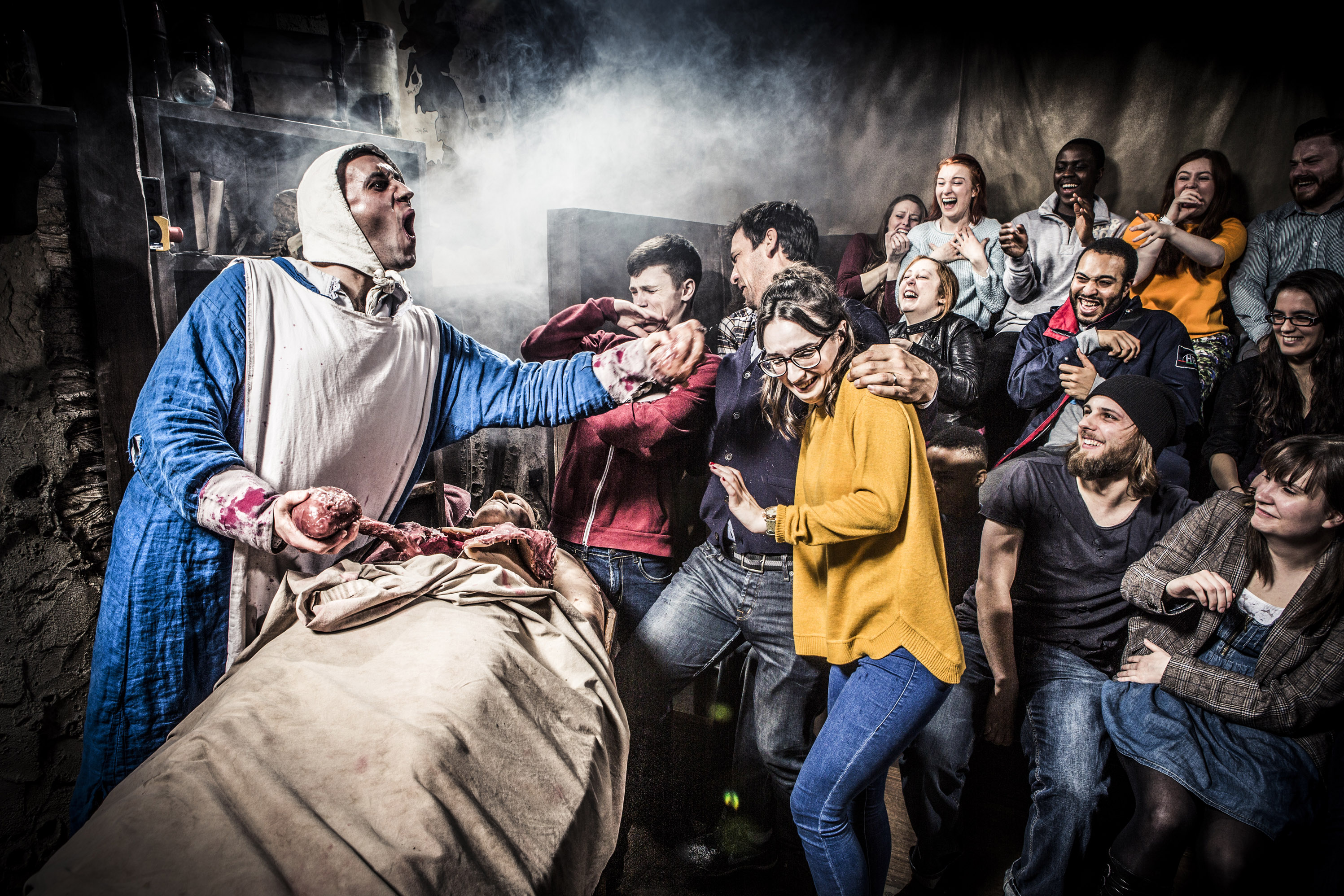 The London Dungeon  - Family Offer