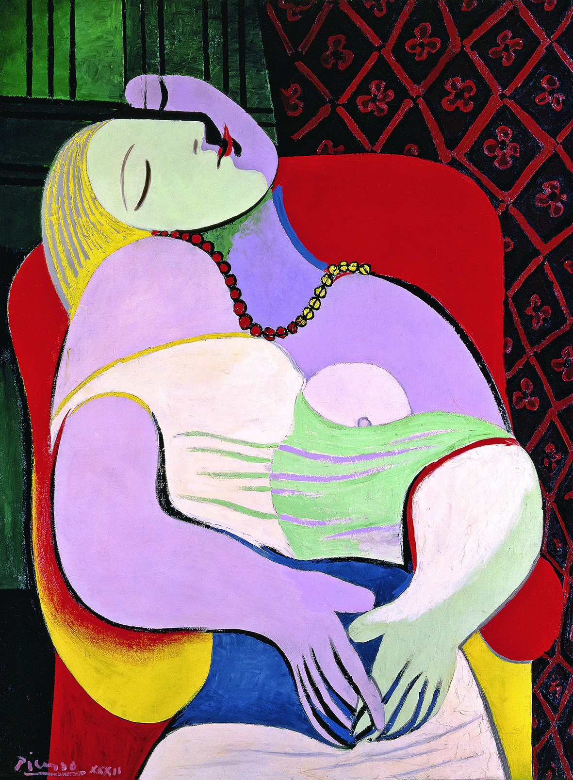 Tate Modern - The EY Exhibition: Picasso 1932 - Love, Fame, Tragedy