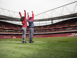 Arsenal Stadium Tours and Museum
