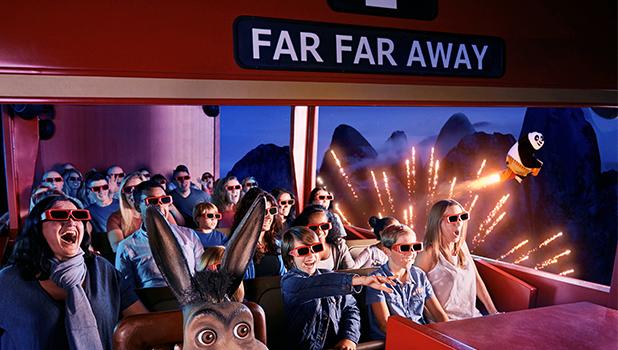 DreamWorks Tours, Shrek's Adventure! London -  Family Offer