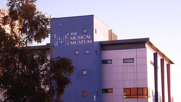 The Musical Museum at Kew Bridge