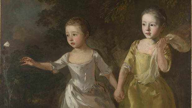 National Portrait Gallery - Gainsborough's Family Album