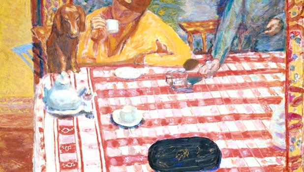 Tate Modern - Pierre Bonnard: The Colour of Memory