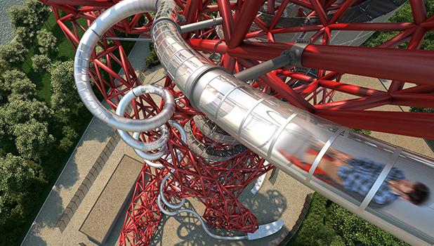 ArcelorMittal Orbit - The Slide
