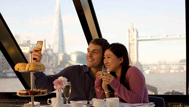 City Cruises - Afternoon Tea Cruise