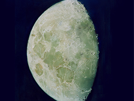 National Maritime Museum - The Moon