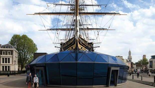 Clipper Ship Cutty Sark