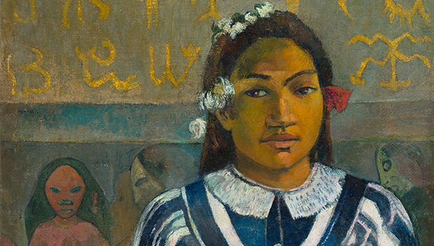 National Gallery - The Credit Suisse Exhibition: Gauguin Portraits