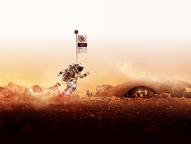 Design Museum - Moving to Mars