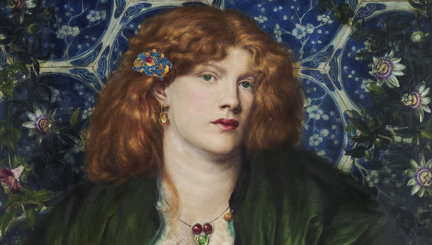National Portrait Gallery - Pre-Raphaelite Sisters