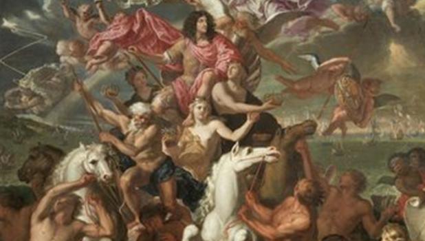 Tate Britain - British Baroque: Power and Illusion