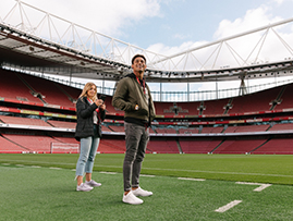 Arsenal Stadium Tours and Museum