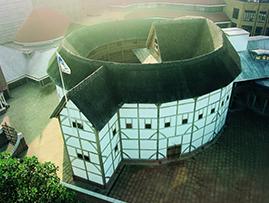 Shakespeares Globe Exhibition and Tour