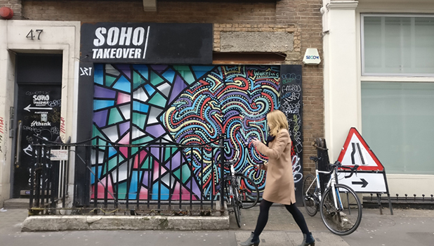 Spark Your Creativity in Soho