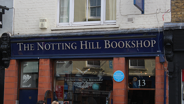 Notting Hill Rom Com Walking Tour of London