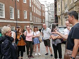 Downton Abbey Walking Tour of London